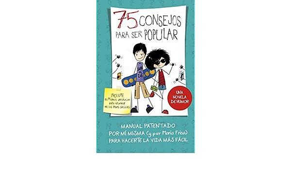 Amazon.com: 75 consejos para ser popular (Serie 75 Consejos ...