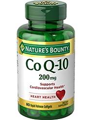 美亚:Nature's Bounty 加强型辅酶CoQ-10抗氧化保护心脏胶囊 80粒,原价$42.39,现仅售$15.53,
