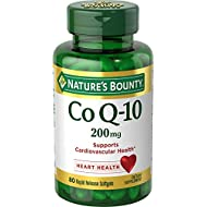 Nature's Bounty Co Q-10 200 mg, 80 Rapid Release Softgels