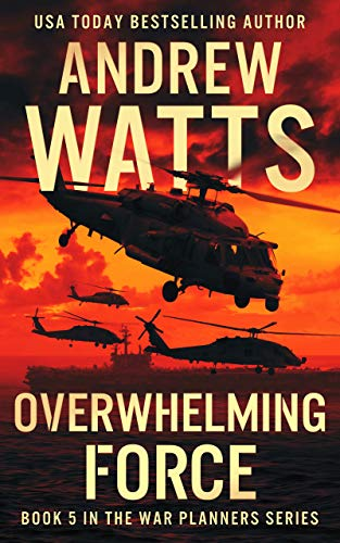 Overwhelming Force War Planners Book ebook product image