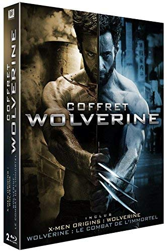 Coffret Wolverine : X-Men Origins: Wolverine + Wolverine : Le combat de limmortel Francia Blu-ray: Amazon.es: Hugh Jackman, Liev Schreiber, Danny Huston, Tao Okamoto, Rila Fukushima, Famke Janssen, Gavin Hood, James Mangold,