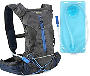 Amazon.com : Hydration Backpack Evecase Daypack with 2