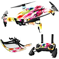 MightySkins Skin for DJI Mavic Air Drone - Pollinate | Max Combo Protective, Durable, and Unique Vinyl Decal wrap cover | Easy To Apply, Remove, and Change Styles | Made in the USA