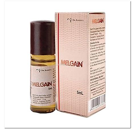 Amazon Com Liva Healthcare Dr Reddy S Melgain Lotion Treatment For Vitiligo 5ml Beauty
