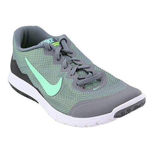 da83d3764b72 Nike Men s Flex Experience RN (Cl Gry Grn Glw Anthrct Ghst Gr) Running Shoe