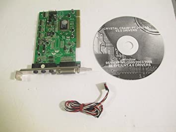 download driver placa de som crystal cs4280 cm windows 7