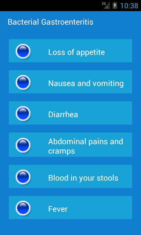 bacterial gastroenteritis amazoncombr amazon appstore