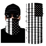 Neck Tube Motorcycle 3D All Over Print Bandana Neck Gaiter Thin Ski Mask Multifunctional Headwear Ear Warmer Headband Headwrap