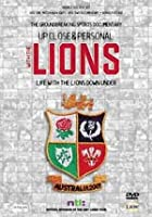 The Lions - Up Close And Personal