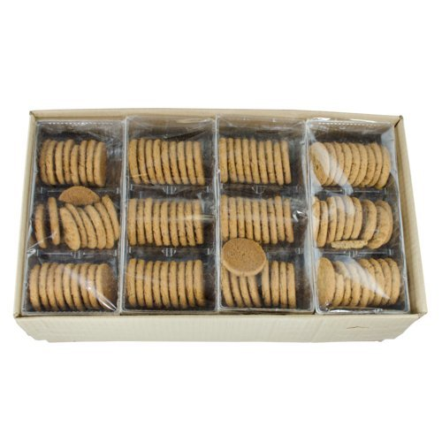 Kellogg's Keebler Old Fashion Cookies, Oatmeal, 12 Individually Wrapped Trays, 10 Pound Package