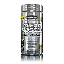 MT Performance Series Clear Muscle 168ct CA