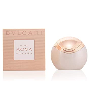 38fd1d43c0b2 Amazon.com   Bvlgari Aqva Divina Eau De Toilette Spray for Women, 1.35  Fluid Ounce   Beauty