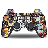 Stickers GTA pour Playstation 3, PS3