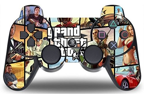 Pegatinas de GTA para PlayStation 3: Amazon.es: Industria, empresas y ciencia