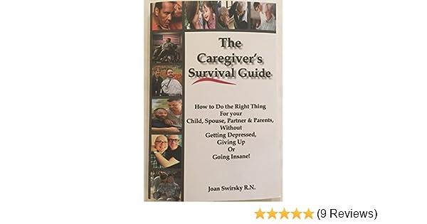 caregiver spouse depression