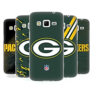 Official NFL Green Bay Packers Logo Soft Gel Case for Samsung Galaxy Express 2 G3815