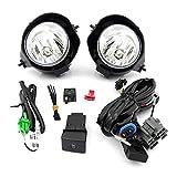NEW SET FOG LIGHT LAMPS BLUB INCLUDE LH/RH FIT ISUZU D-MAX PICKUP UTE 2002'