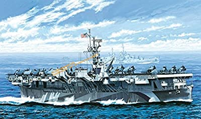 Dragon Models 1/700 U.S.S. Independence Aircraft Carrier Cvl-22 1943 Building Kit