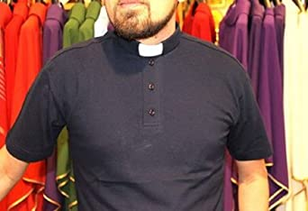 ANCORA INDUMENTA Camiseta Polo para Cura, Sacerdote, como Fuera ...
