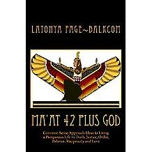 MA'AT 42 Plus GOD