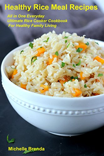 How to make healthy rice dishes