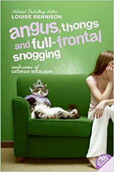 Image result for angus thongs and full frontal snogging