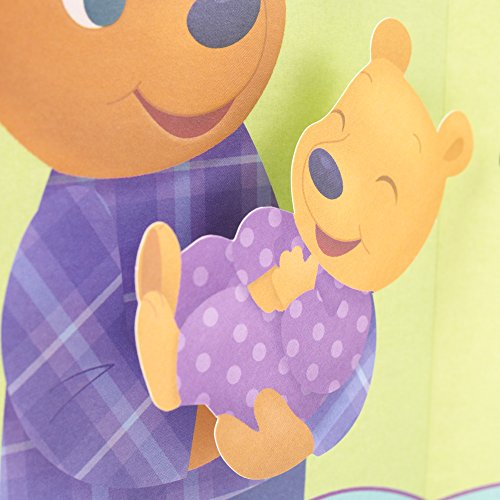 Hallmark Father's Day Greeting Card for Daddy (First Father's Day Cute Bears) Photo #3