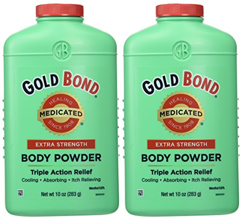 Gold Bond Extra Strength Medicated Body Powder, 20 Ounce