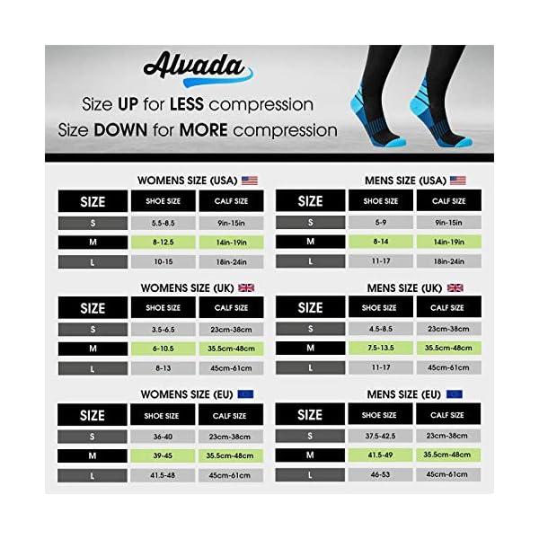 Alvada Compression Women Socks