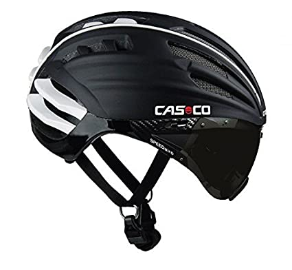 Casco Speed Airo Helmet With Smoke Visor - by casco
