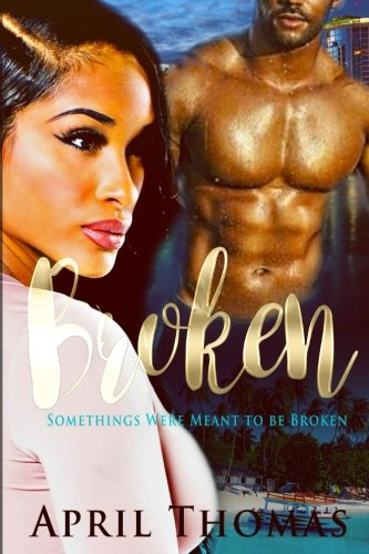 Book: Broken by April Thomas