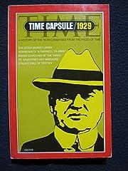 Time Capsule 1929 par Maitland A. Edey