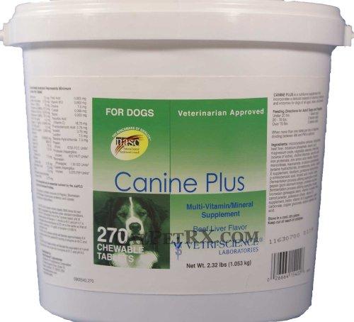 Canine Plus Economy Size Vitamins (270 tablets)
