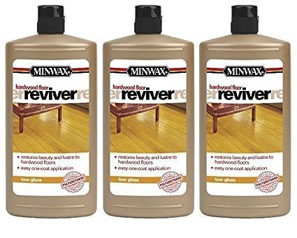 Amazon 3pack Minwax 609604444 Hardwood Floor Reviver 32