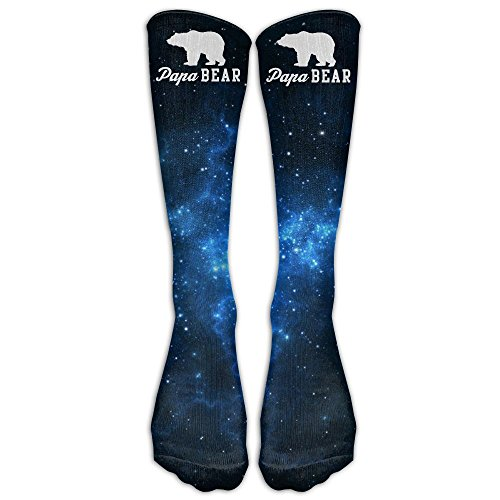 Papa California Bear Clip-art Over-the-calf sock (Bears Clipart)
