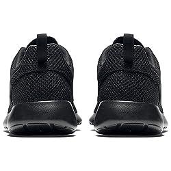 Nike Men's Roshe One Running Shoes, Blackblack, 13 M Us