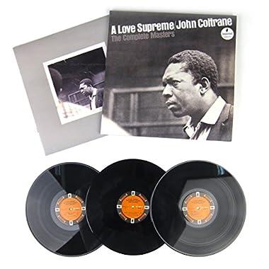 John Coltrane: A Love Supreme - The Complete Masters Vinyl 3LP