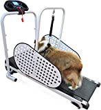BINGBING Dog Treadmill, Pet Treadmill Smart and