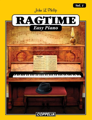 BEST RAGTIME EASY PIANO VOL. 1 [R.A.R]