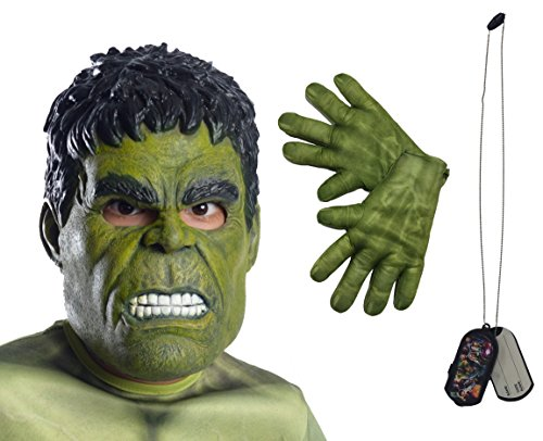 Rubie's Child's Marvel Avengers Hulk Costume Accessory