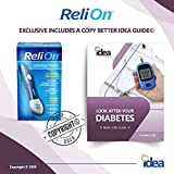 ReliOn Lancing Device +Look After Your Diabetes