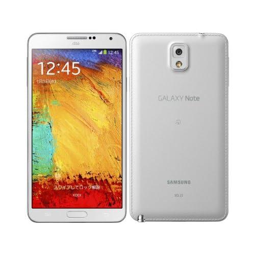 GALAXY Note 3(SCL22)au