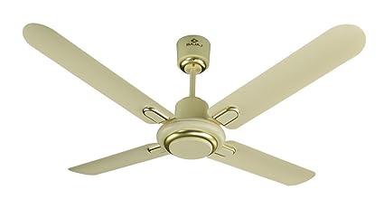e06173efe Buy Bajaj Regal Gold 4 Blade 1200 mm Ceiling Fan (Ivory) Online at ...