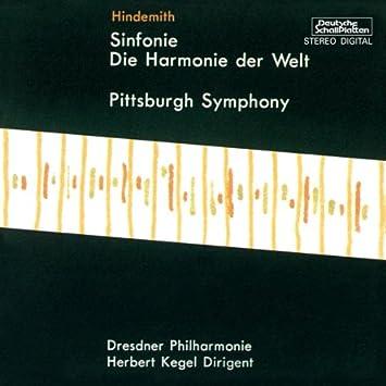 ヒンデミット:交響曲「世界の調和」、ピッツバーグ交響曲