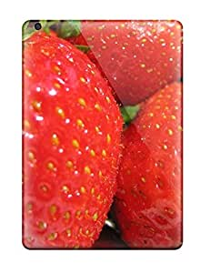 New Arrival Premium Air Case Cover For Ipad (strawberries) by lolosakes