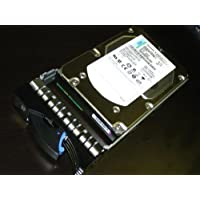 IBM 39R7344 10000 RPM 3.5 Inch Hot-Swap SAS Hard Drive with Tray, New Item