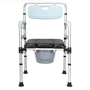Amazon.com: Oli - Taburete de baño, asiento de inodoro ...