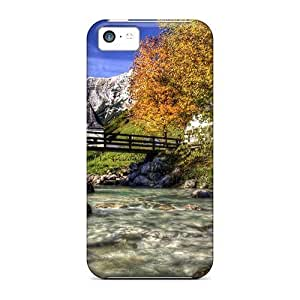 linJUN FENGFashion YRNTZCJ46PONNb Case Cover For ipod touch 5(glorious Nature Lscape In Switzerl Hdr)