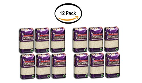 Paquete de 12 – Mahatma jazmín largo grano arroz, 322 ml ...