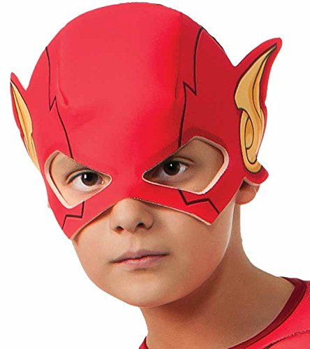 Amazon.com: Rubies DC Comics Deluxe Muscle-Chest The Flash ...